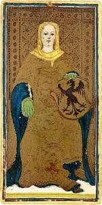 La Emperatriz 150x300 - Cartas del Tarot: La Emperatriz