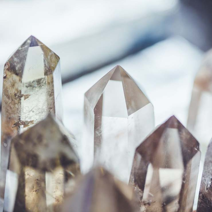 propiedades sanadoras cristales - Propiedades sanadoras de los cristales