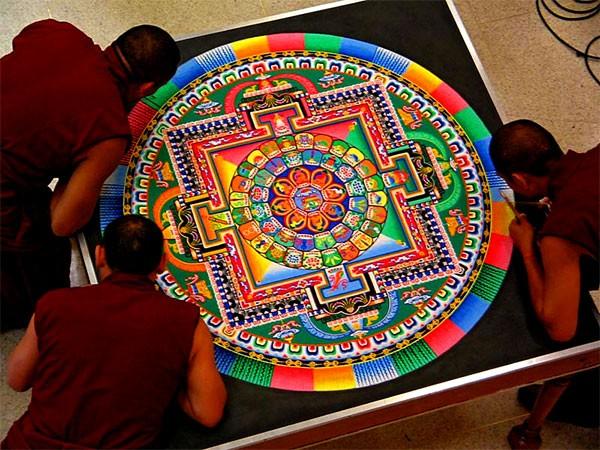 Elaboración de un Mandala