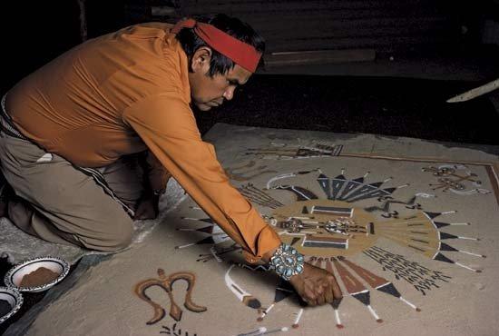 Ritual Rueda Medicina