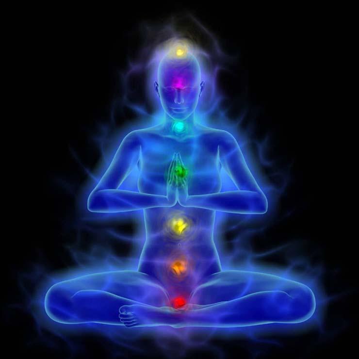 prana relacion chakras - El prana y su relación con los 7 Chakras