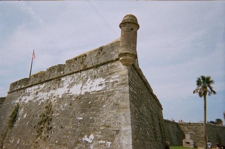 Castillo de San Marcos e1336411442586 - La Leyenda del Castillo de San Marcos