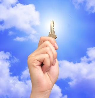 La llave del exito e1338658849633 - Materializa tus deseos con afirmaciones positivas