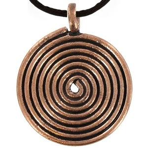 Los conceptos espirituales del cobre