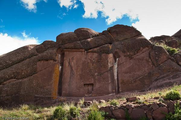 Puerta de los Dioses e1340893941197 - Puerta de Hayu Marka, la puerta de los dioses