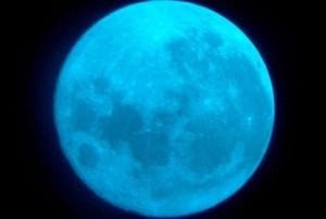 La luna azul para potenciar tus rituales