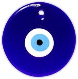 Protector del ojo azul