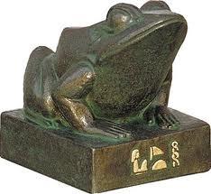 Las ranas o sapos e1347753313482 - Símbolos esotéricos del Antiguo Egipto