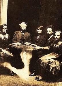 La Ouija a principios de siglo