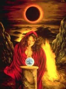 Samhain, la noche de las brujas