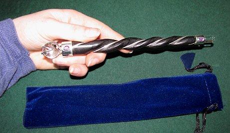 El poder de la varita - La Varita, herramienta indispensable para el altar