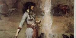La historia de las brujas y la brujería