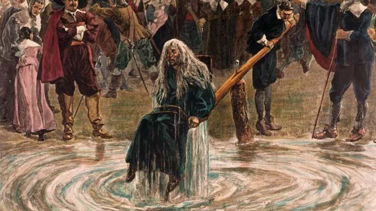 brujas y brujeria - La historia de las brujas y la brujería