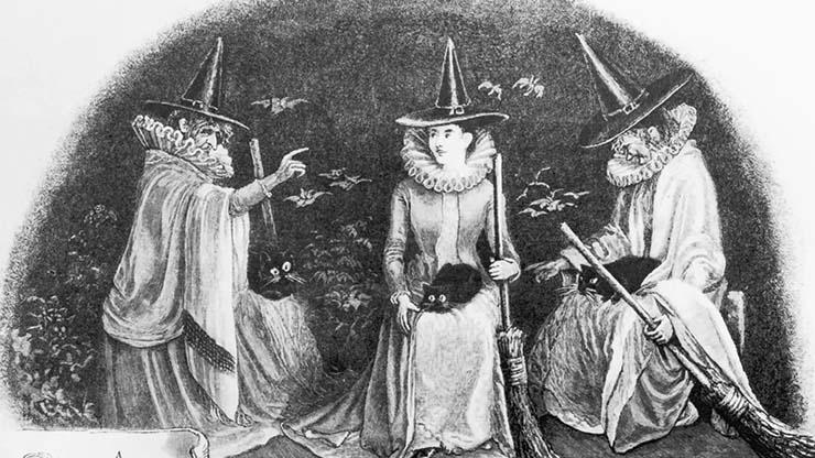 historia brujas - La historia de las brujas y la brujería