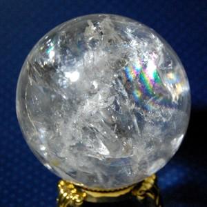 Bolas de cristal de cuarzo
