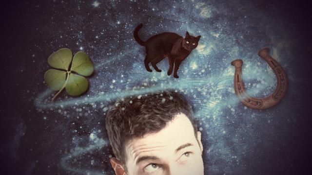 ¿Eres supersticioso?