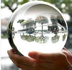 """La bola de cristal, una """"ventana"""" a otros planos"""