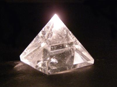 Piramide de cuarzo - El poder energético de las pirámides, símbolo de vida