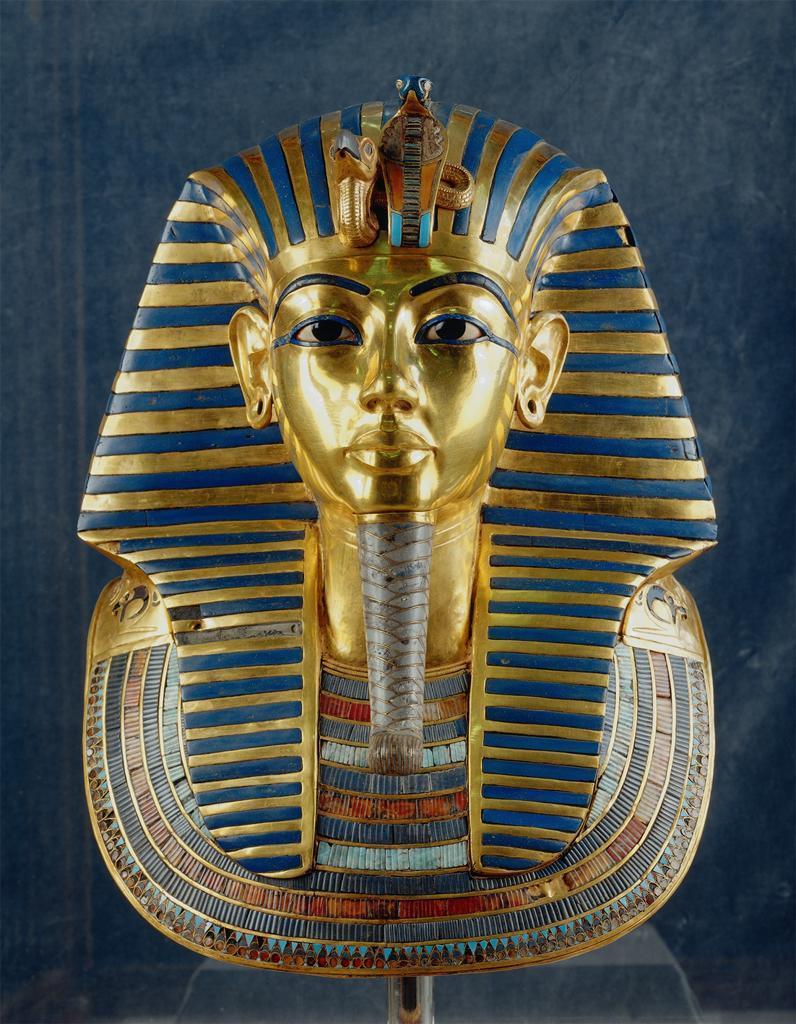 Lapislazuli en el antiguo Egipto - Lapislázuli, la piedra de los Dioses