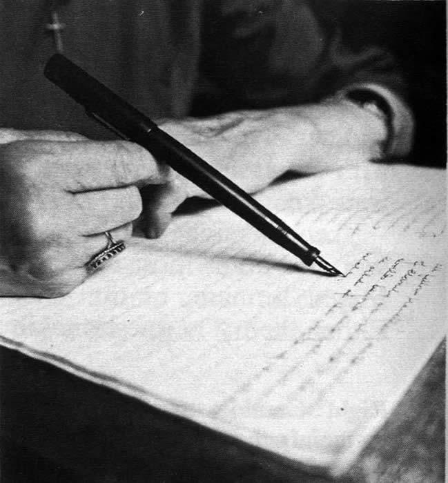 Escritura automatica - ¿Qué es la escritura automática?