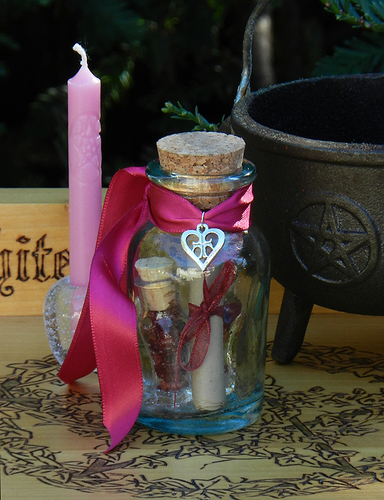 Petición para el Ritual del Amor