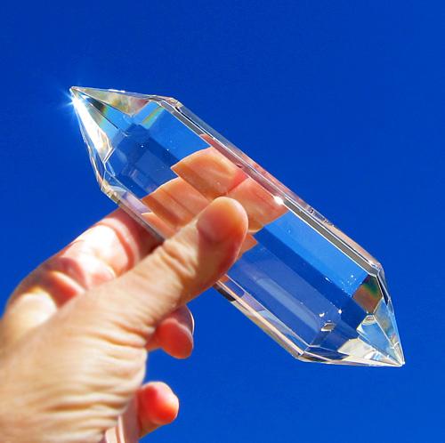 Cristal protector - Limpia, recarga y programa tus cristales y piedras de poder