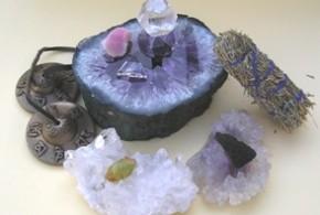 Cristales y piedras de poder 290x195 - Limpia, recarga y programa tus cristales y piedras de poder