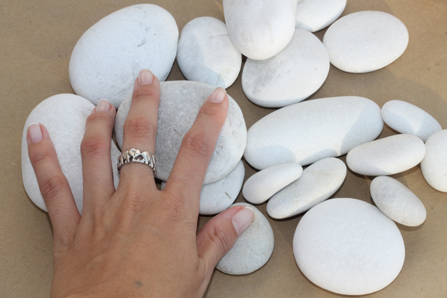 Piedras mándalas