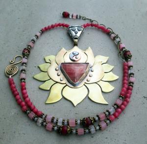 Rodocrosita - Propiedades metafísicas de la Rodocrosita, la rosa de los incas
