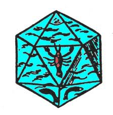 icosaedro - La Flor de la Vida y los sólidos platónicos
