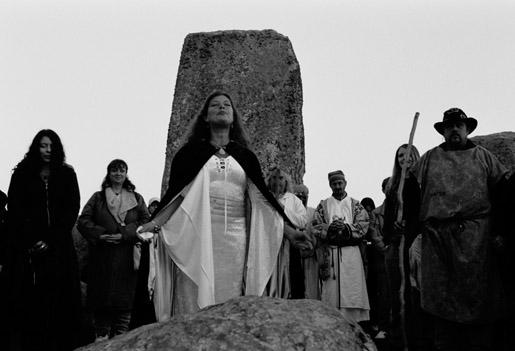 mujeres druidas - ¿Quiénes eran los druidas?