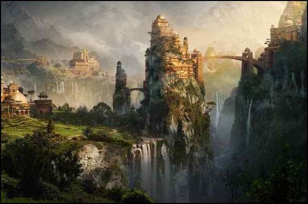 hiperborea antiguo paraiso extraterrestre - Hiperbórea, ¿antiguo paraíso extraterrestre?
