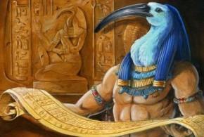 thot hermes trismegisto 290x195 - Thot, el escriba de los dioses fue Hermes Trismegisto en la Antigua Grecia