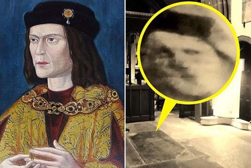 Fantasma del rey Ricardo III