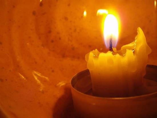 Mensajes tus velas