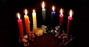 Ritual magia blanca proteger salud