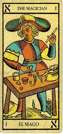 carta mago combinaciones - Significado de la carta del Mago y algunas de sus combinaciones