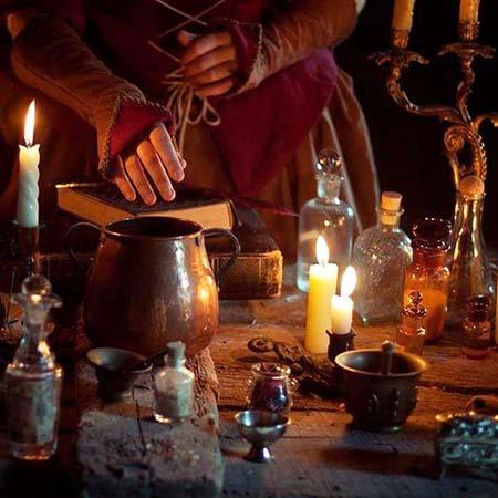 calderos herramientas bruja - Los calderos y los grimorios, herramientas de la bruja