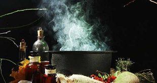 herramientas bruja 310x165 - Los calderos y los grimorios, herramientas de la bruja