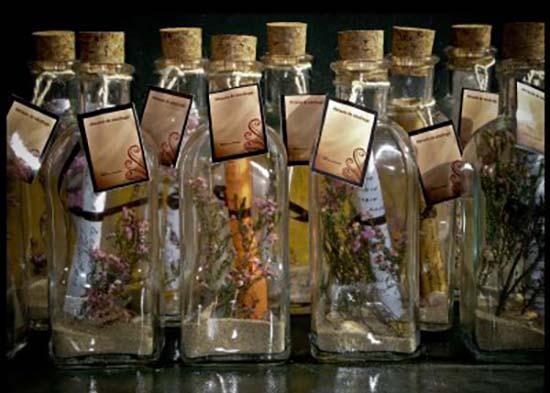 Aceites para rituales de magia