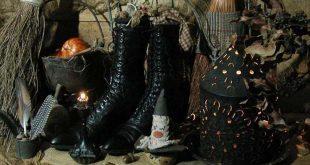 Brujería para Halloween