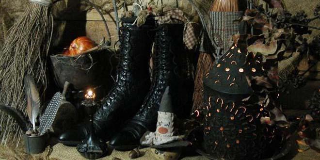 brujeria para halloween - Algo de brujería para Halloween…