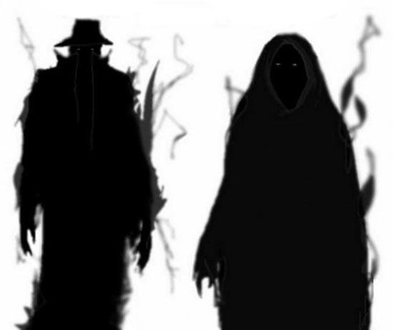 gente sombra protegernos - Quiénes son la gente sombra y cómo protegernos de estas entidades