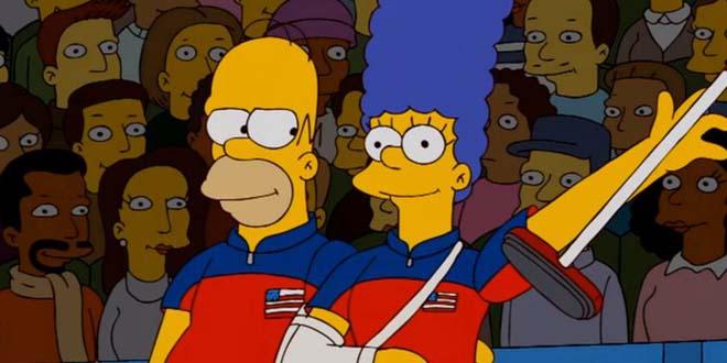 los simpson medalla oro - 'Los Simpson' predijeron la medalla de oro de EE.UU. en curling en los Juegos Olímpicos