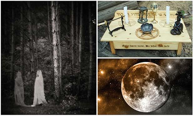 wiccanas brujas - Diferencia entre wiccanas y brujas