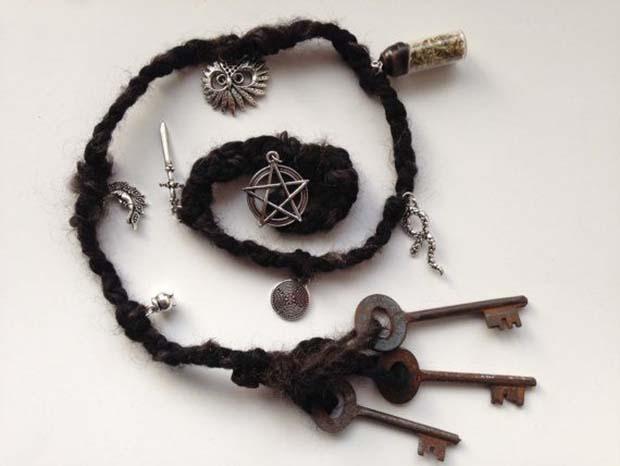 brujas varita magica - Las brujas paganas nunca han utilizado varita mágica