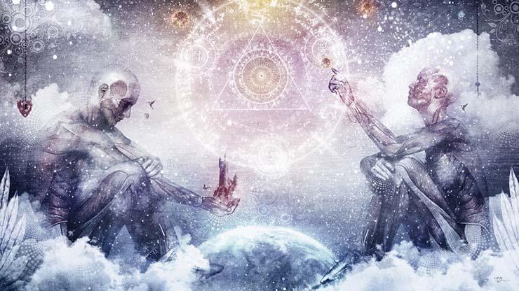 almas y llamas gemelas - La cara oculta de almas y llamas gemelas